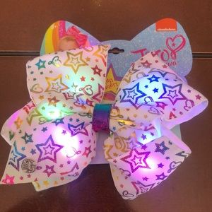 Jojo Siwa light up bow
